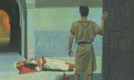 ¿Por qué Nefi tuvo que matar a Labán?