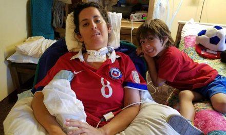 Paula, una madre mormona que lucha por su vida