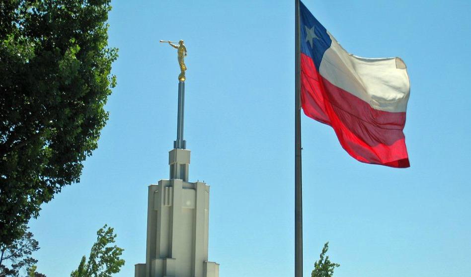 Sala de Prensa Mormona en Chile
