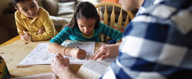 5 formas de hacer que el estudio familiar de las escrituras sea un ...