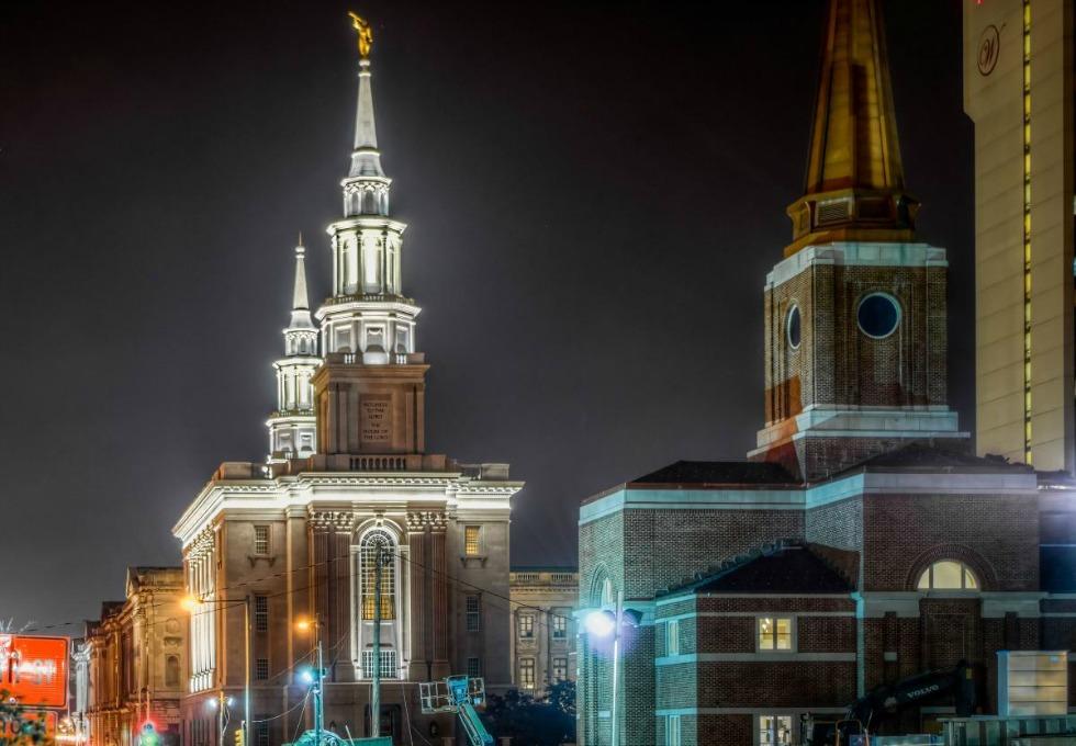 Templos mormones Filadelfia