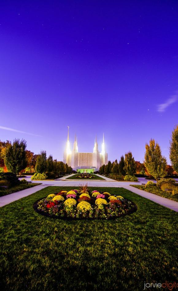 Templos mormones washigton