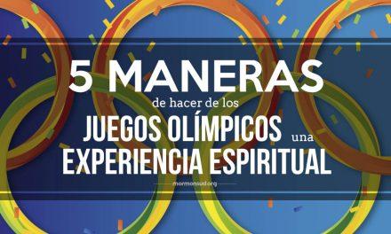 5 indicadores de que los Juegos Olímpicos son una experiencia espiritual