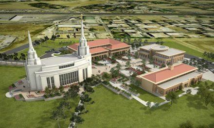 Templo Mormón de Roma: Mártires, Misioneros y Murales