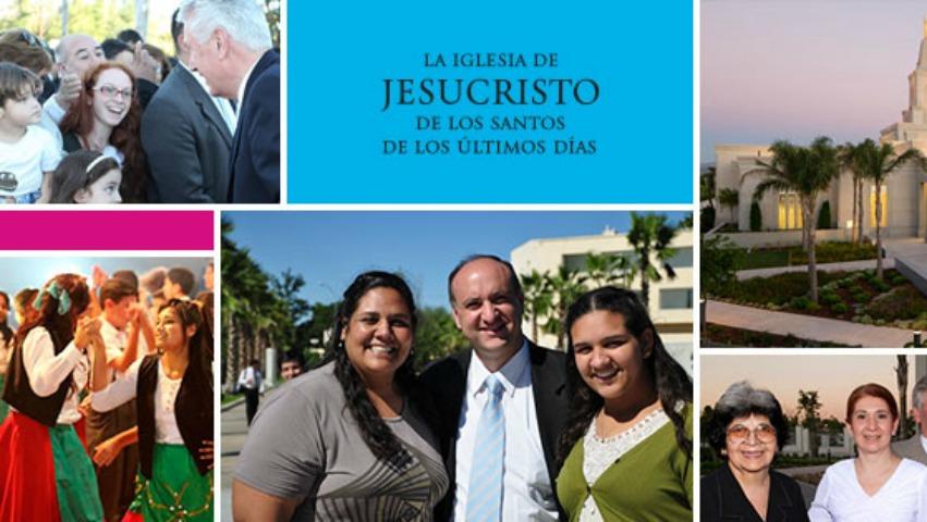 Los sitios oficiales de la Iglesia en Latinoamérica