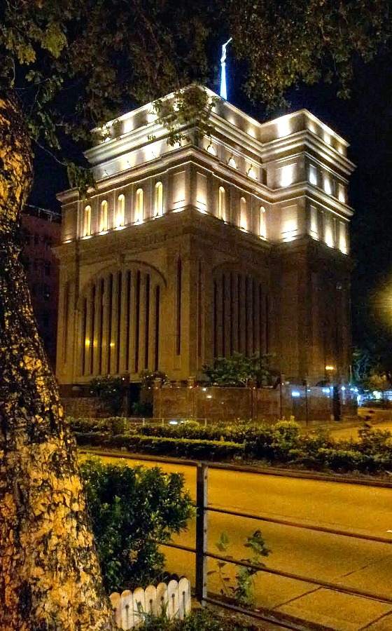 Templos mormones hong kong