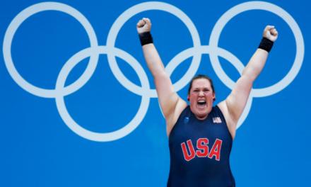 Atleta mormona es un ejemplo de superación en las Olimpiadas