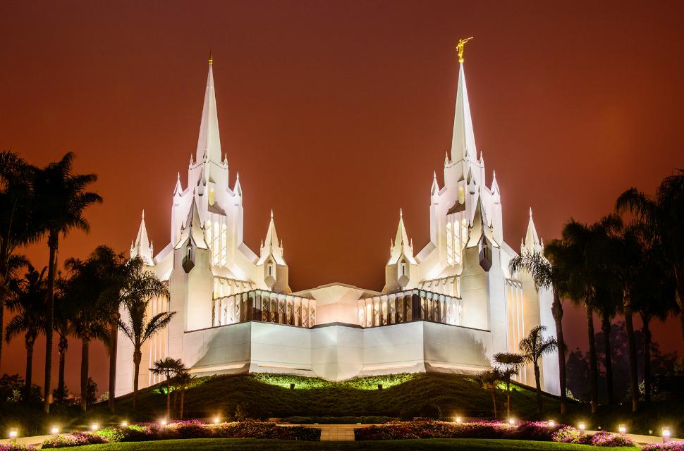 Manteniendo el Templo en forma confidencial