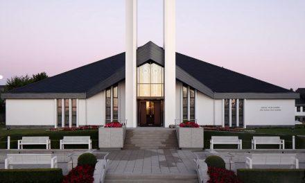 Vídeo muestra la belleza del Templo Mormón de Freiberg, Alemania