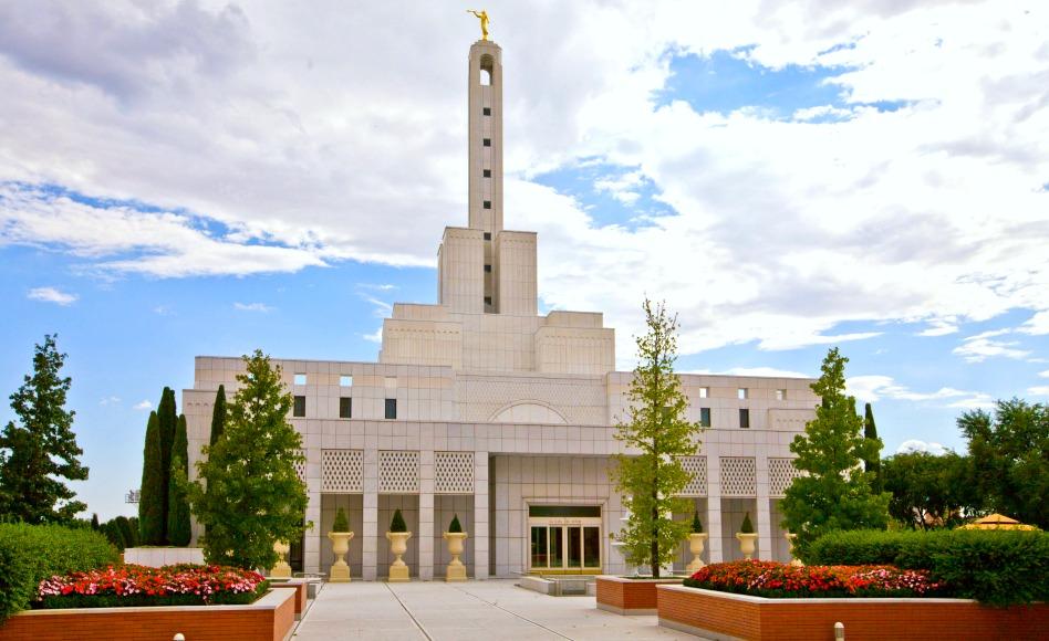 Templos mormones madrid españa