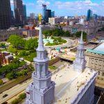 Templo Mormón de Filadelfia, Pensilvania