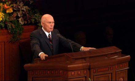 ¿Cómo se preparan los apóstoles para sus discursos de la Conferencia General?