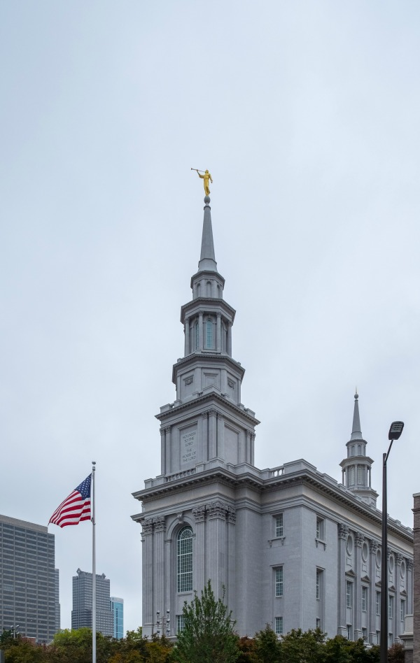 Templo mormón de Filadelfia Pensilvania