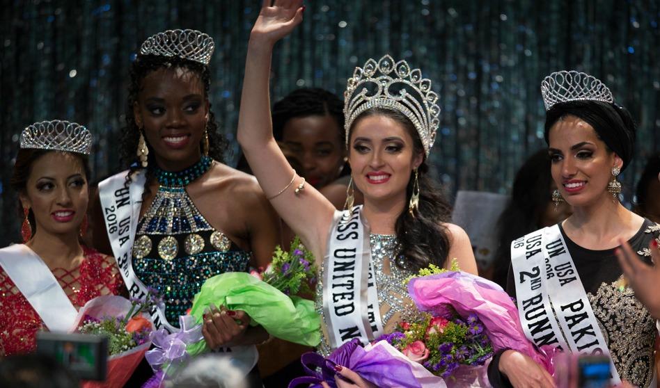Miss Naciones Unidas 2016 es mormona