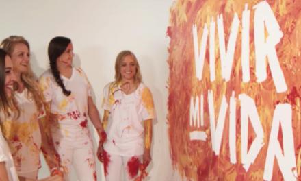 """Video: """"Vivir mi vida"""" cantada por alumnas mormonas de BYU"""