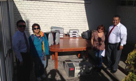 Mormones donan artefactos para Aldea Infantil en Perú