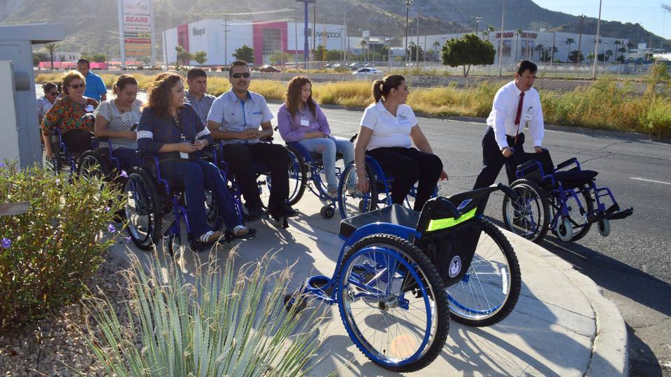 sillas de ruedas donacion
