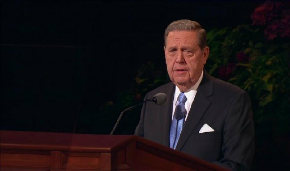 El consejo del Élder Holland para los misioneros retornados