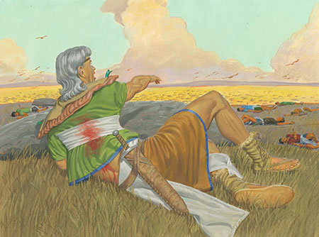 """""""¡Cómo pudisteis apartaros de las vías del Señor""""- Libro de Mormón"""