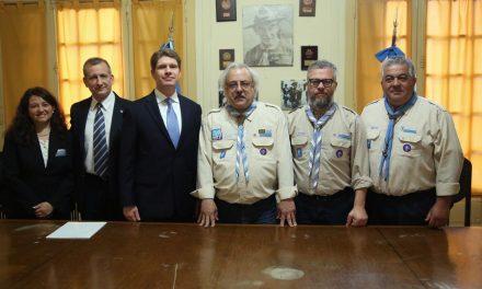 El convenio entre los Scouts y mormones en Argentina