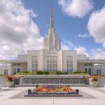 templo de Idaho Falls