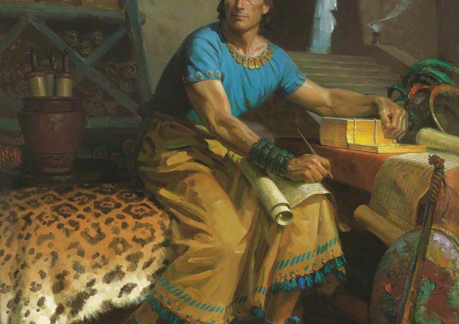 """""""Os hablo como si os hallaseis presentes"""" Lección del Libro de Mormón"""