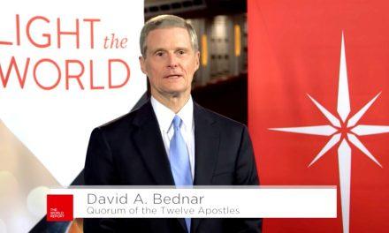 Mormones lanzan iniciativa por navidad centrada en Jesús y el servicio