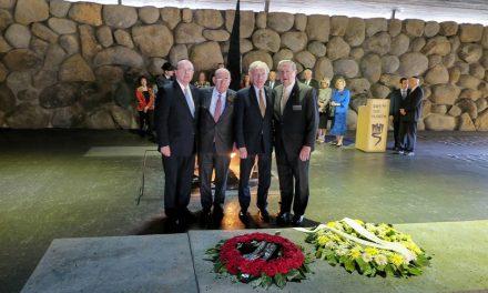 Delegación Mormona y Judía se reúnen en sitio histórico de Jerusalén