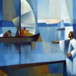 Artista mormon latino La obra de arte de Jorge Cocco