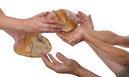 7 de diciembre: Ilumina el Mundo alimentando a los hambrientos