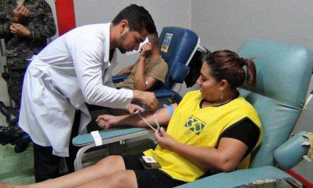 Mormones realizan una importante donación de sangre en Honduras