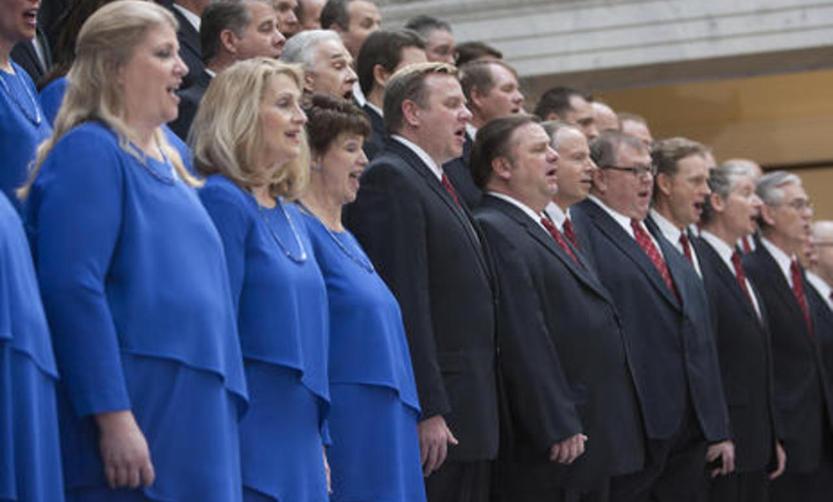 La canción que el Coro del Tabernáculo Mormón cantará en la Inauguración de Trump