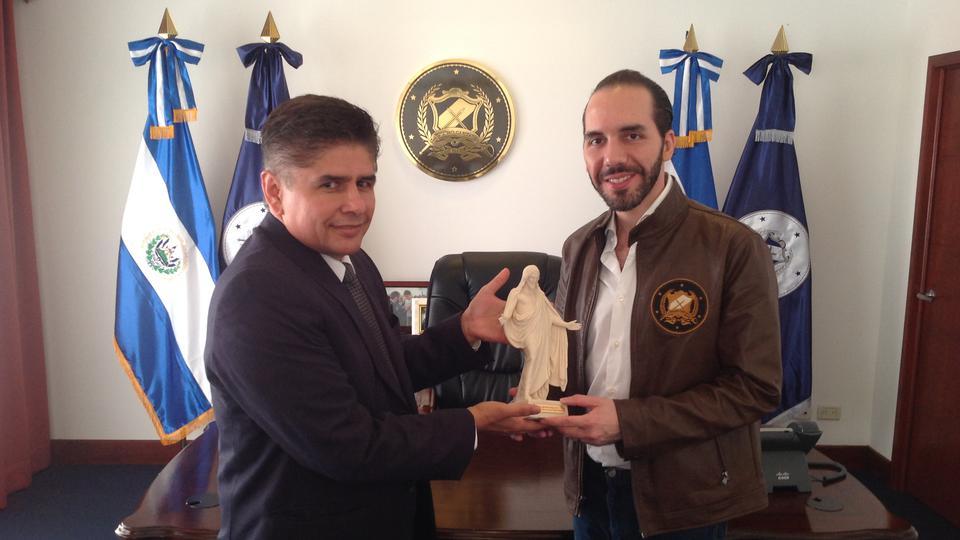 Alcalde de San Salvador