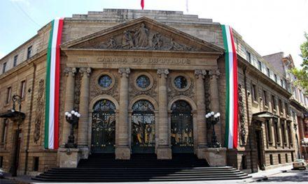 Servicios Caritativos SUD en el Congreso de México