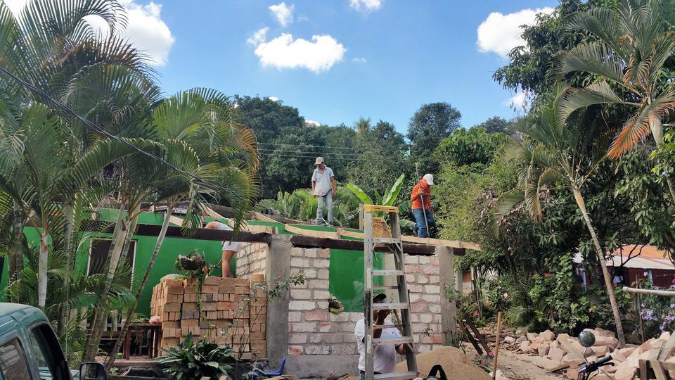 mormones ayudan en Honduras