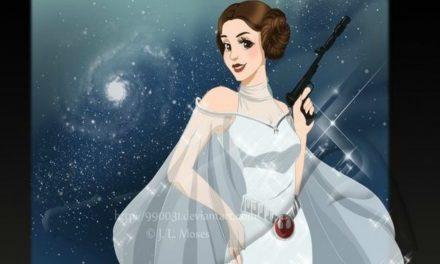 """Un hombre mormón comienza petición para """"hacer que Leia sea una princesa oficial de Disney"""""""