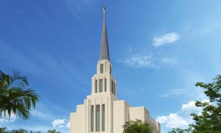Inicio de construcción de un nuevo Templo Mormón en Sudamérica