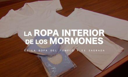 Los Garments del Templo Mormón