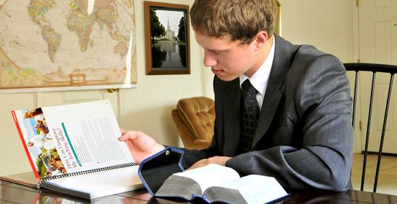 horario misional