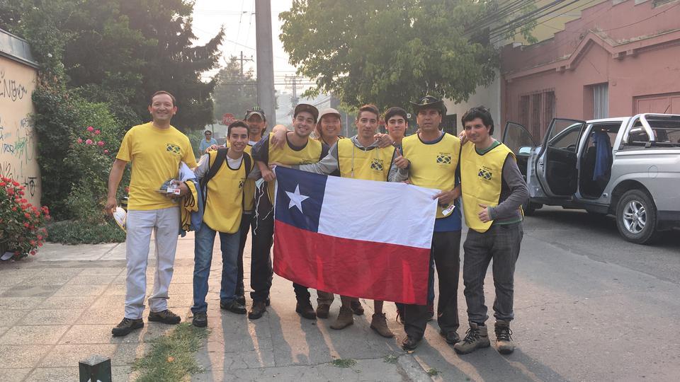 mormones en Chile