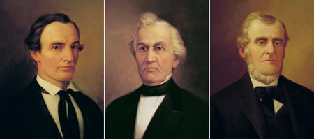 los tres testigos del Libro de Mormón