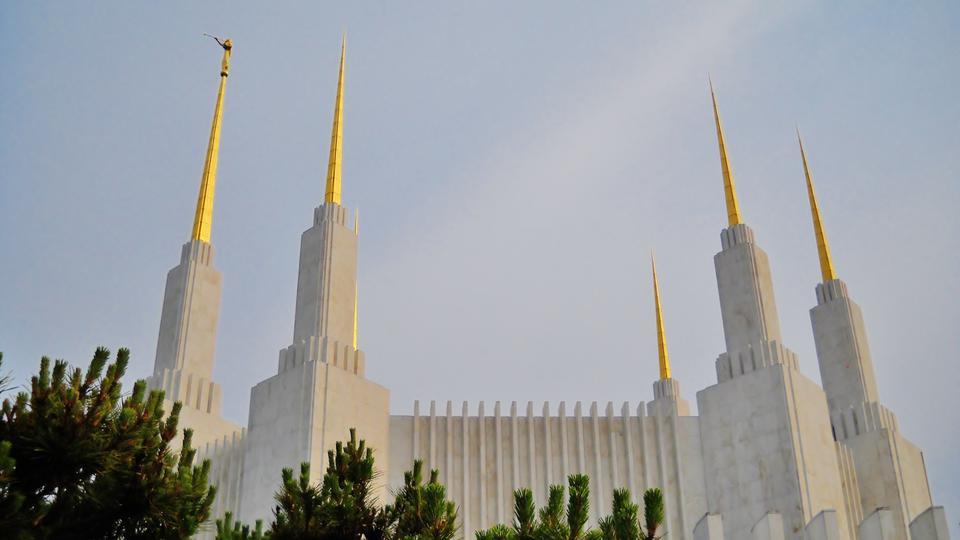 Templo de Washington D.C.