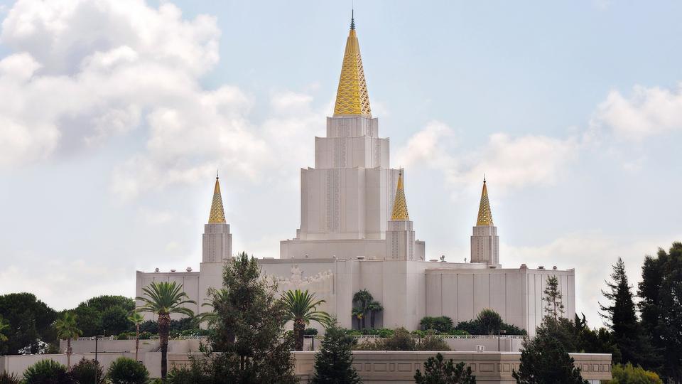 templo de Oakland California