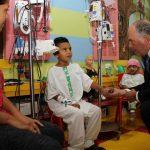 ayuda a los niños con cáncer