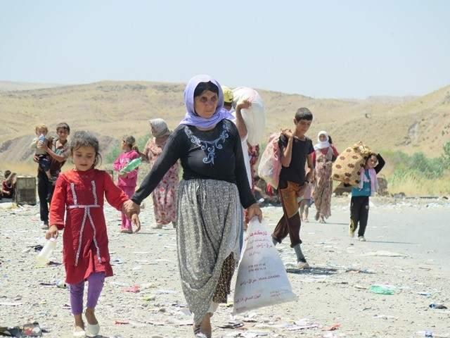 La ayuda de mormones españoles al Pueblo Sirio