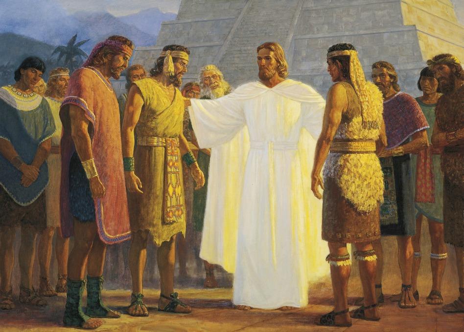 Jesucristo en las americas La Arqueología del Libro de Mormón
