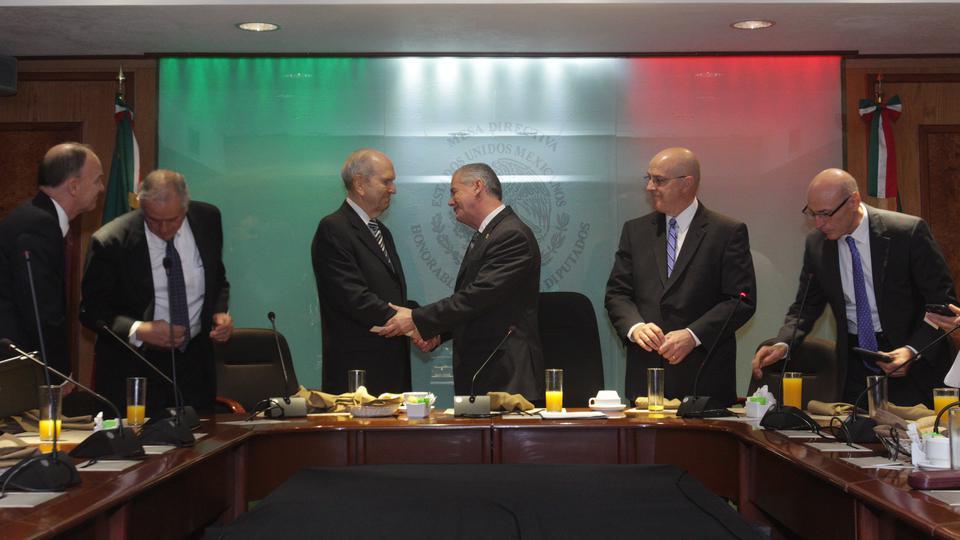 Los reconocimientos políticos que ha recibido el Presidente Nelson en México, Chile y Argentina