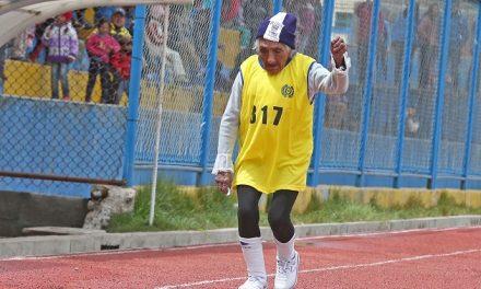 Fallece mormona peruana quien fue la atleta más longeva de América