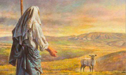Los discípulos escuchan su voz