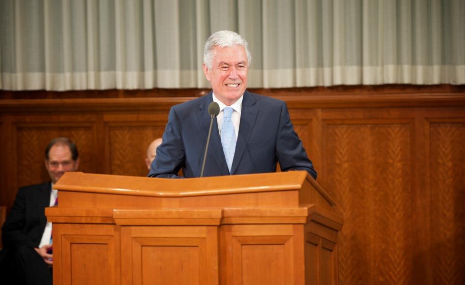 BYU-Pathway Presidente Dieter F. Uchtdorf